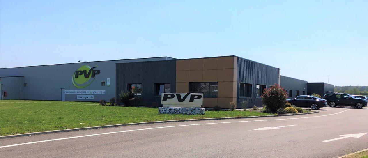Déménagement de la société PVP