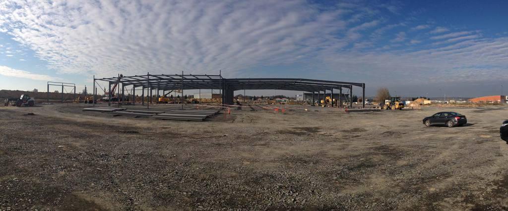 Construction PVP