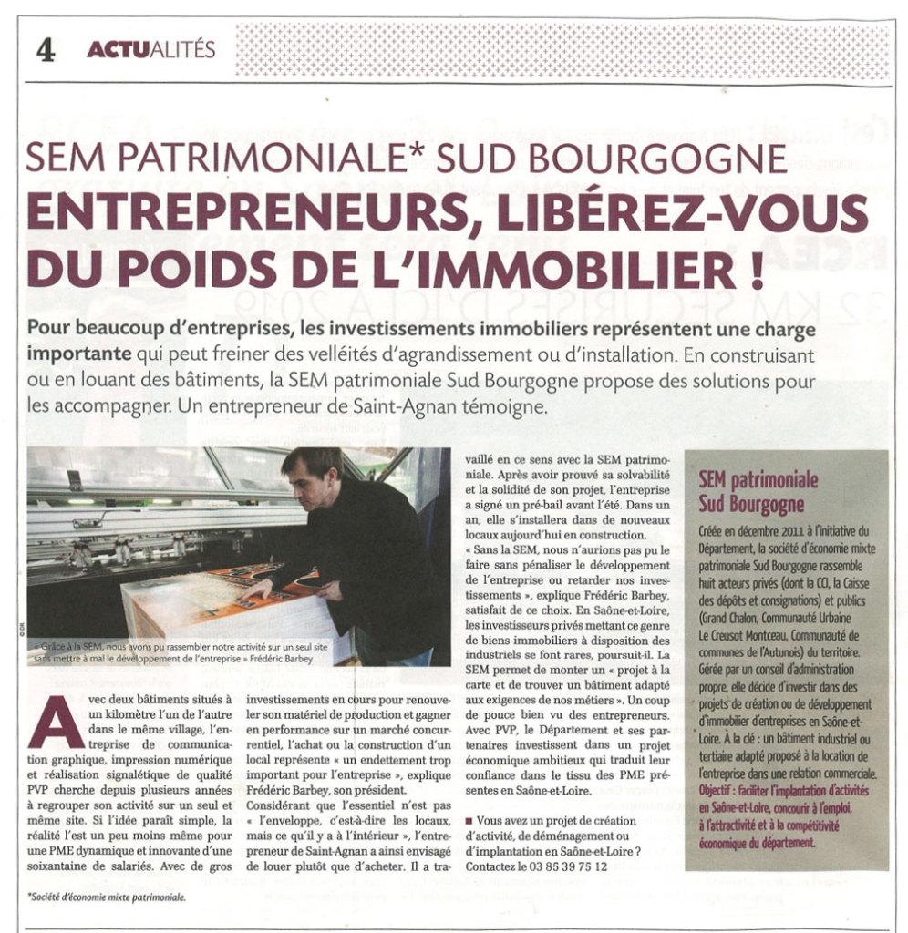 Sâone-et-Loire info - Sept 2013